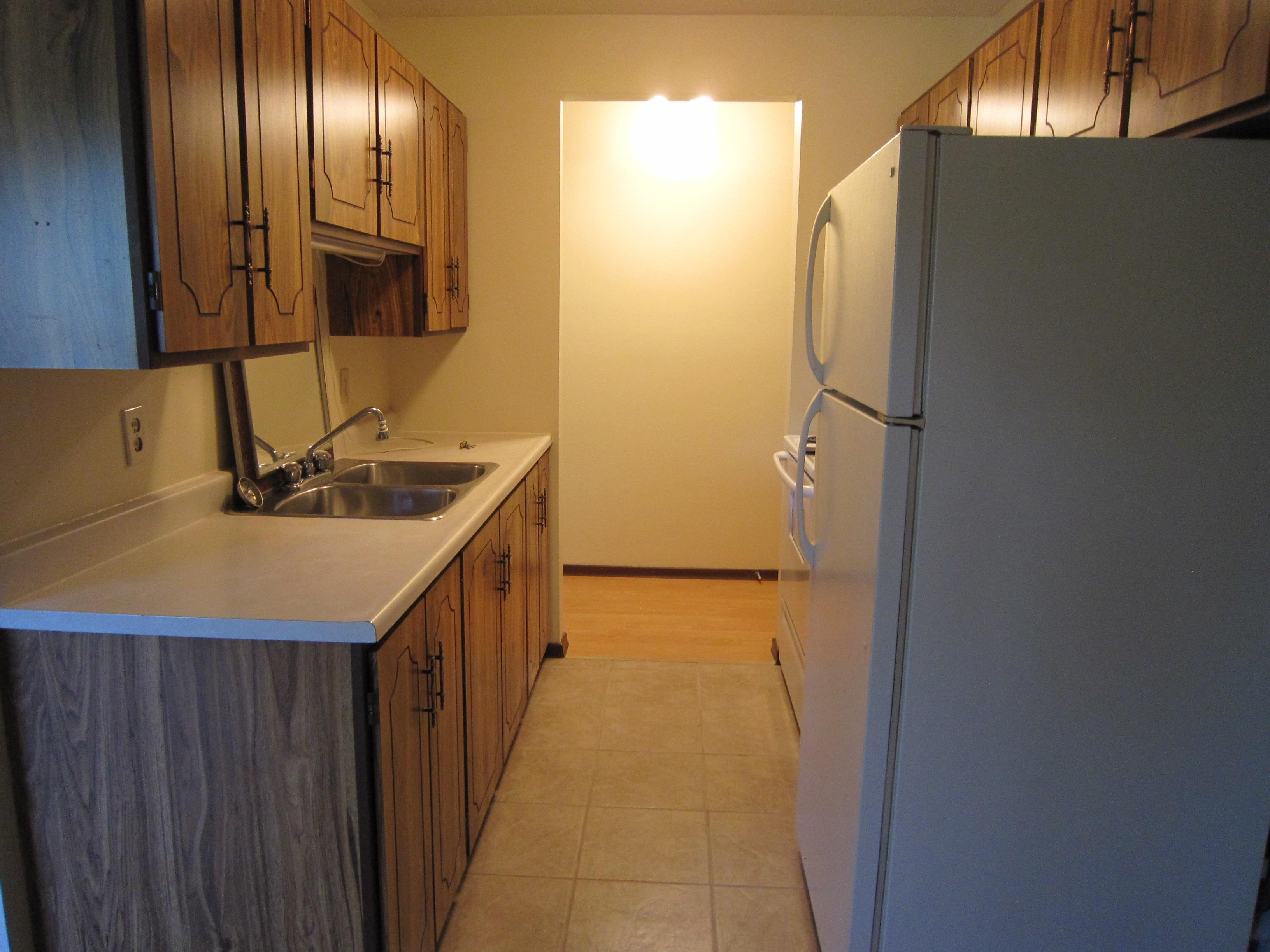 Twin VIII Kitchen